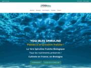 Yogi Bleu Spiruline Bio Française