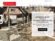 ZAROLI MARINO entreprise de BTP à Scharrachbergheim