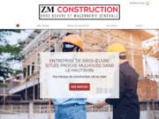 ZM Construction : Société de gros œuvre et maçonnerie proche Mulhouse