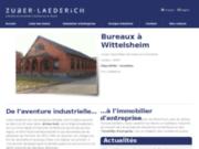 Location industrie Alsace Zuber Laederich