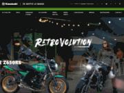 Kawasaki - Zx Moto Le Mans