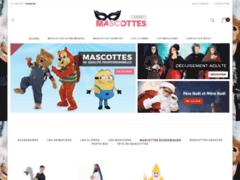 Détails : Mascotte pas cher