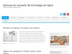 Détails : Conseils bricolage maison en ligne