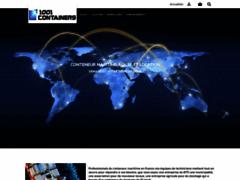 Détails : 1001 Containers : votre fournisseur de containers de qualité