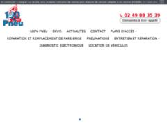 100% PNEU à Croisy-sur-Andelle