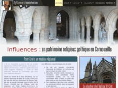 Détails : L'art gothique en cornouaille