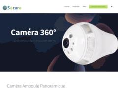 Détails : Camera de surveillance sans fil