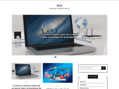 Informations sur le web, le référencement, le marketing et le high-tech