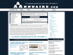 AAAnnuaire web
