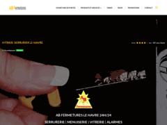 Détails : Serrurerie AB Fermetures Le Havre