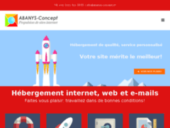 Hébergement de sites web
