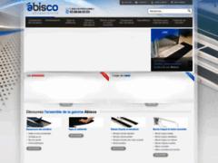 Détails : Abisco-accessibilite.fr pour le confort des handicapés