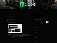 Détails : Référencement gratuit de sites sur l'annuaire AC3M