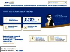 Détails : Credit immobilier celibataire