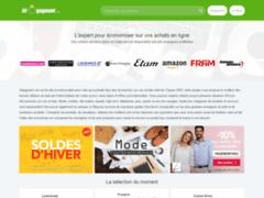 Détails : Des codes de remises et des réductions par centaines sur l'ensemble de vos websites