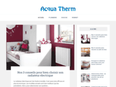 Détails : Acqua Therm