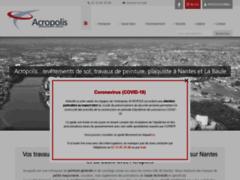 Détails : Acropolis : carrelage, maçonnerie et plâtrerie à Nantes et La Baule