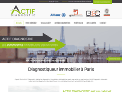 Actif Diagnostic: Diagnostiqueur à AUBERVILLIERS