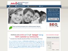 Détails : Agence de référencement Activ visuel