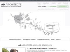 AD Architecte à Ixelles, Bruxelles