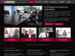 Détails : Recrutement d'executive