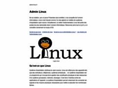 Admin-Linux