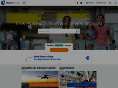Détails : Aéroports Voyages : vacances et tourisme