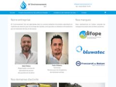Détails : Construction d'installations pour le traitement de l'eau