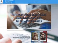Détails : Formateur indépendant - Formation AutoCAD, Covadis, ZWCad et Mapinfo