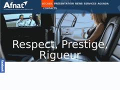 Détails : AFNAT : Ecole de formation au métier de chauffeurs de taxi