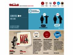 Détails : Agence Heidi, communication sociétale
