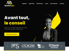 Market One : Agence de communication Martinique - Guadeloupe - Guyane