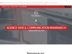 Agence de communication et publicité à Marrakech .