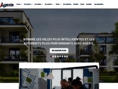 Agexis entreprise de batiment et infrastructure