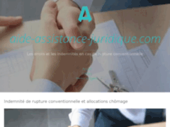 Détails : Aide et assistance juridique en ligne