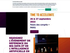Informations relatives au congrès AI Paris