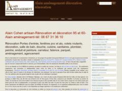 Détails : aménagement rénovation