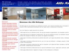 Détails : Entreprise Allo-Nettoyages, nettoyage et conciergerie