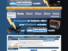 Détails : Batteries fiable et de qualité Yuasa et Nitro