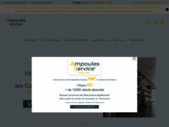 Ampoules-service : la boutique en ligne d'ampoules économiques