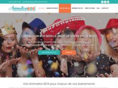 Détails : Rendez mémorables vos évènements grâce à l'Animation Box