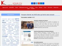 Détails : Service de petites annonces en Suisse