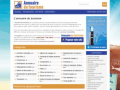Un répertoire qui classe les sites liés au tourisme