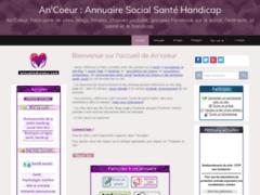 Détails : An'Coeur : Annuaire Social Santé Handicap