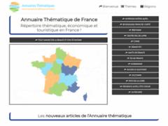 Votre Annuaire économique et touristique sur la France