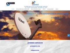 Détails : antennes service 69-antenniste lyon