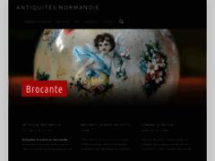 Antiquités Calvados antiquaire