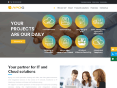Détails : Apog, spécialiste des solutions cloud