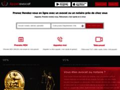 Détails : Rendez-vous en ligne avec les notaires et les avocats
