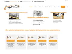 Détails : Aprodix, logiciel ERP